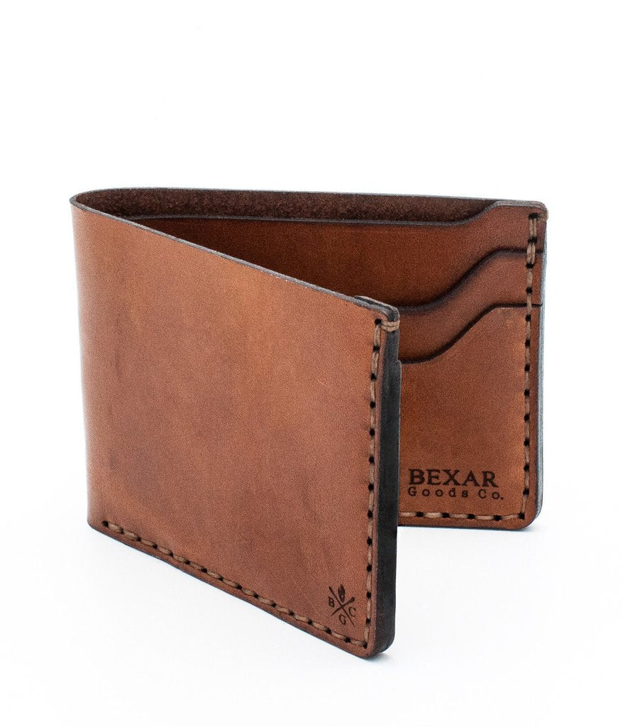 No. 7 Bifold Wallet x Bexar Goods
