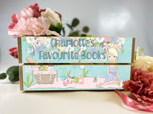 Load image into Gallery viewer, Flower Girl Personalised Crate