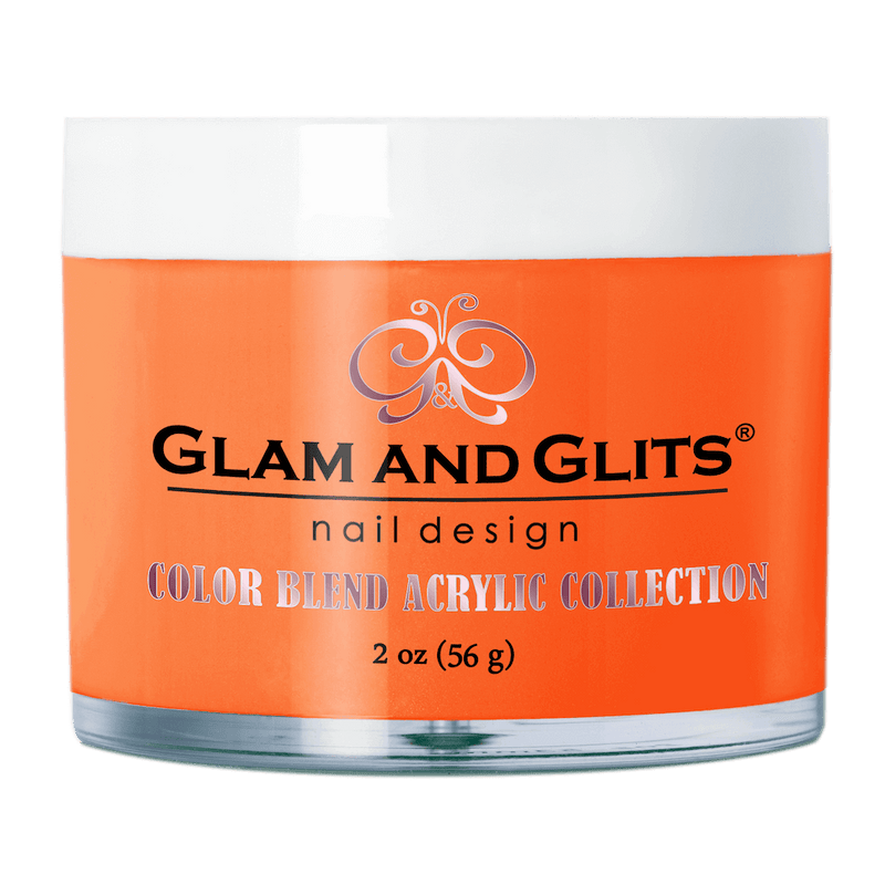 Glam and Glits Blend Acrylic Nail Color Powder - BL3083 - FALLING FOR YOU BL3083