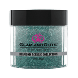 Glam and Glits Diamond Acrylic Nail Color Powder - DAC81 LOVE ME DAC81