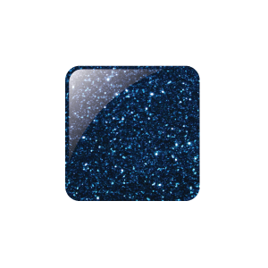 Glam and Glits Glitter Acrylic Nail Powder - 01 WESTERN BLUE GAC01