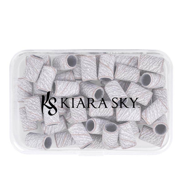 Kiara Sky 50 ct. Sanding Band Medium - White KSSBWM