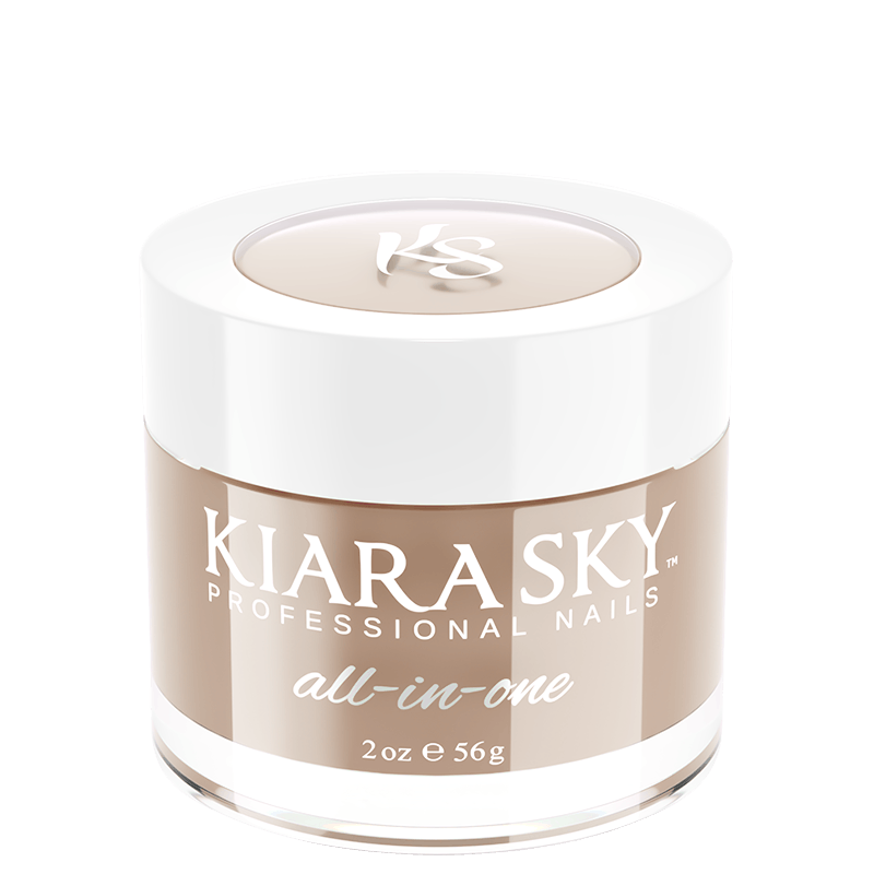 Kiara Sky All In One Acrylic Nail Powder - D5008 TEDDY BARE D5008