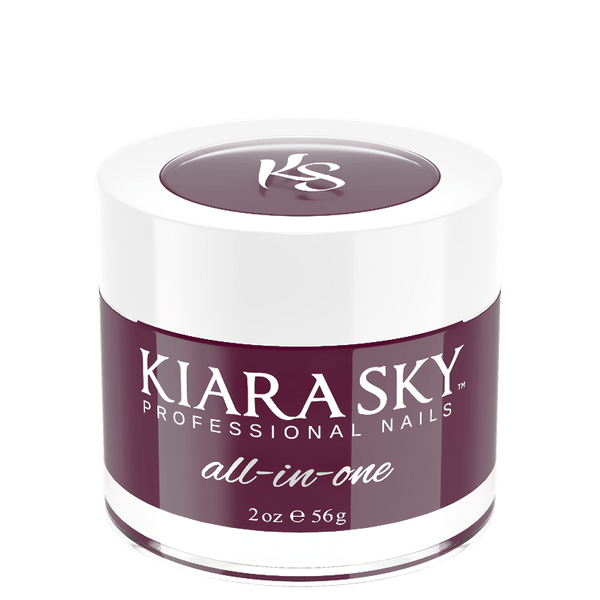 Kiara Sky All In One Acrylic Nail Powder - D5038 MY TYPE D5038