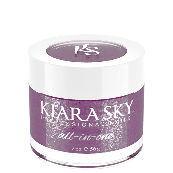 Kiara Sky All In One Acrylic Nail Powder - D5039 ALL NIGHTER D5039
