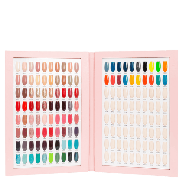 Kiara Sky All In One - Color Swatch Book KSAIOBOOK