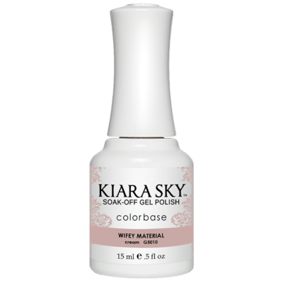 Kiara Sky All In One Gel Nail Polish - G5010 WIFEY MATERIAL G5010