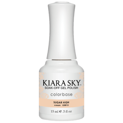 Kiara Sky All In One Gel Nail Polish - G5013 SUGAR HIGH G5013