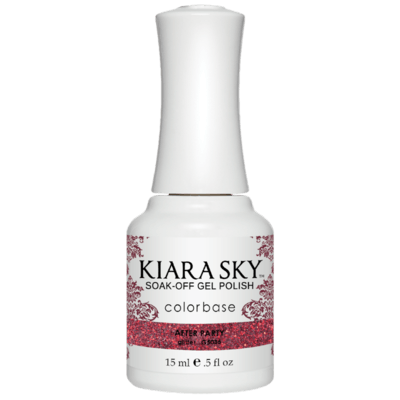 Kiara Sky All In One Gel Nail Polish - G5035 AFTER PARTY G5035