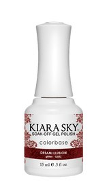 Kiara Sky Gel Nail Polish - G552 DREAM ILLUSION G552