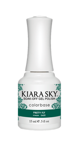 Kiara Sky Gel Nail Polish - G622 PRETTY FLY G622