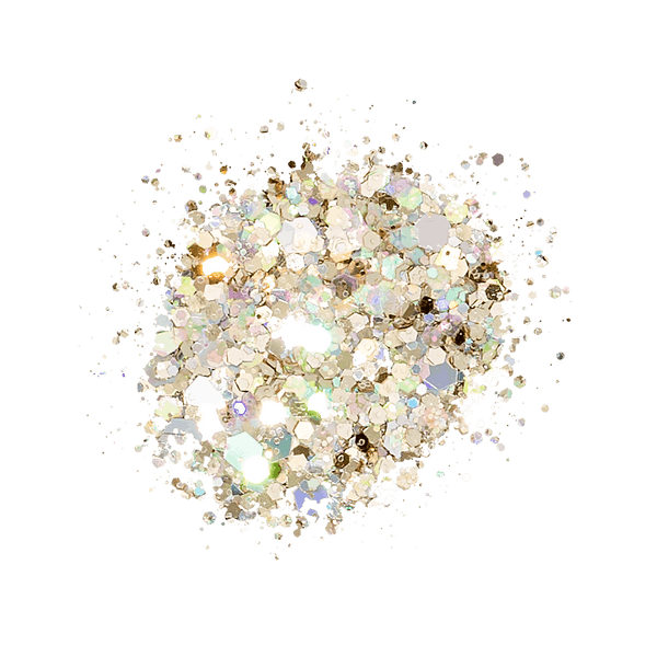 Kiara Sky Sprinkle On Glitter - SP214 GOLDEN GODDESS SP214