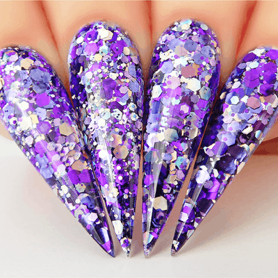 Kiara Sky Sprinkle On Glitter - SP236 AMETHYST SP236
