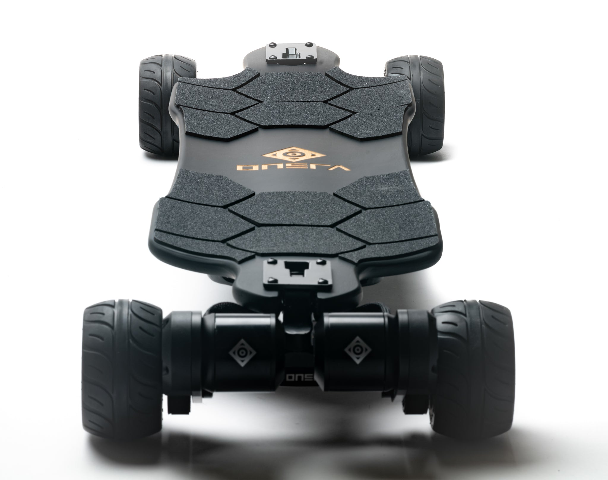 ONSRA BLACK Carve 2 - Belt Drive - Electric Skateboard 2021