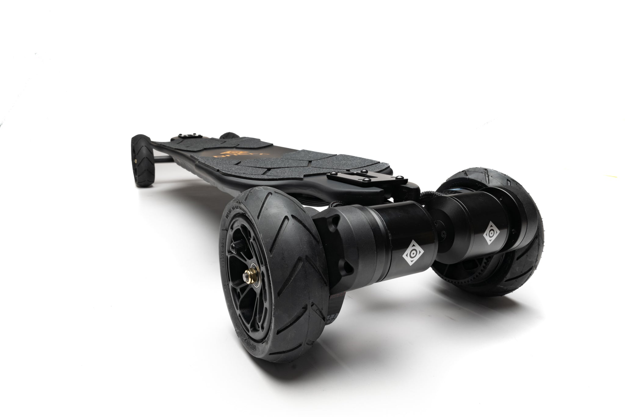 ONSRA BLACK Carve 2 - Belt Drive AT - Electric Skateboard 2021