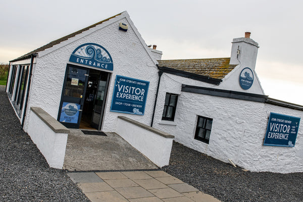 John O'Groats Brewery Visitor Experience is Open!