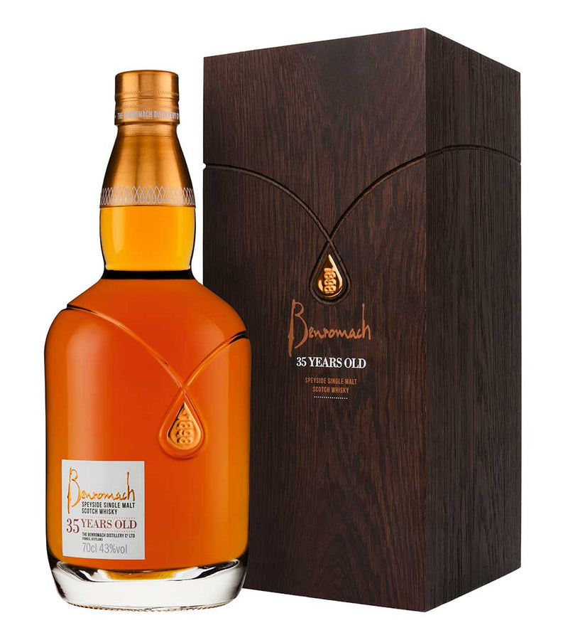 Benromach Heritage Collection 35yr old ABV: 43%