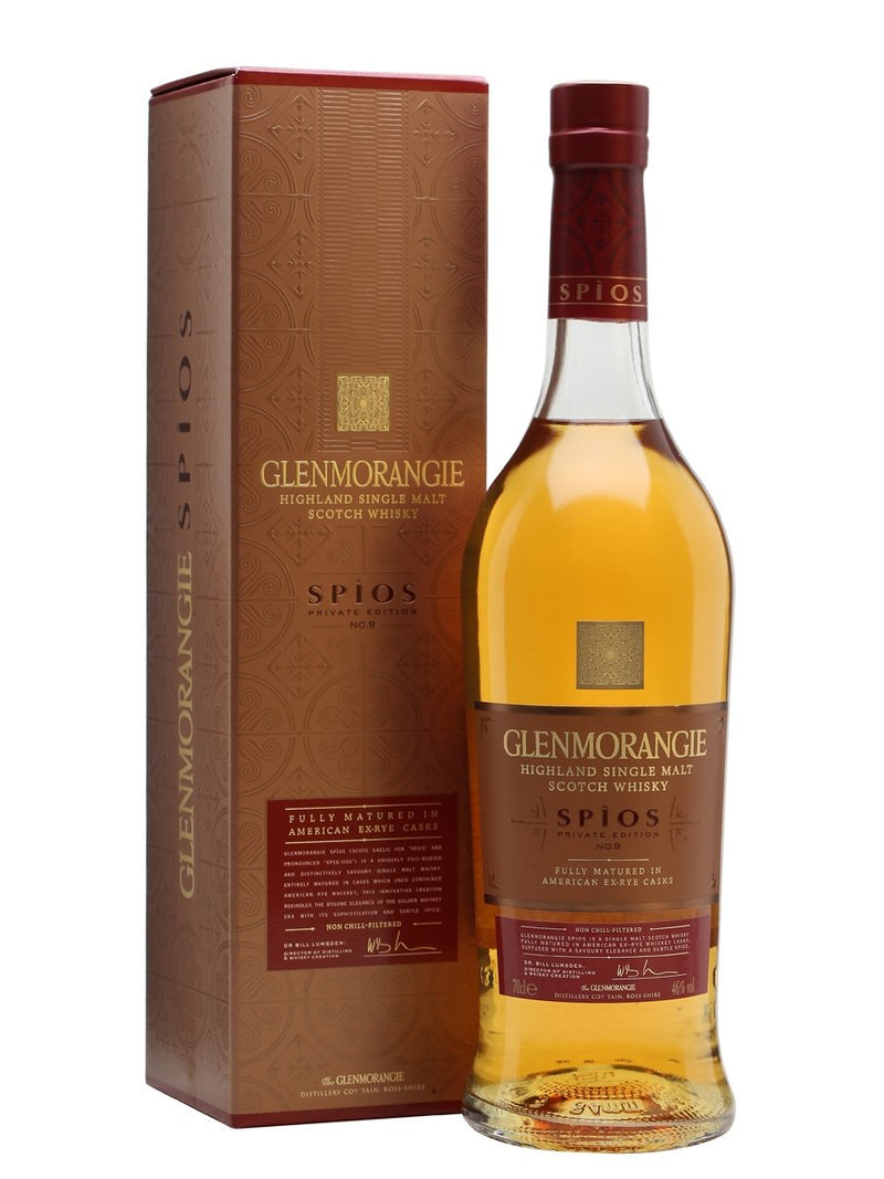 Glenmorangie Spios Private Edition 9 ABV: 46%