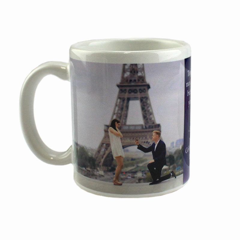 Coffee Mug (First Dance Song Wedding Photo) | Forever Song™