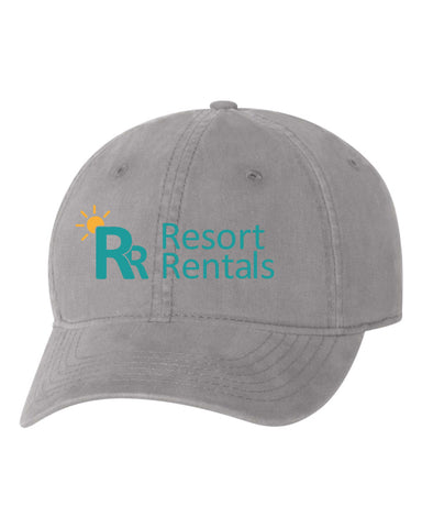Resort Rentals Unstructured Hat