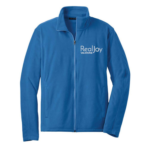 REALJOY VACATIONS FULL ZIP FLEECE