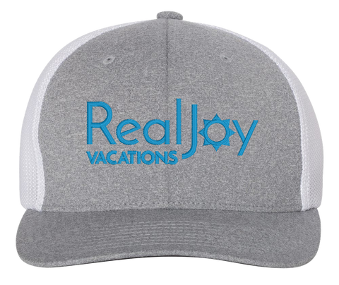 RealJoy Vacations Flexfit Trucker Hat