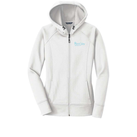 RealJoy Vacations Ladies Full-Zip Hooded Fleece Jacket