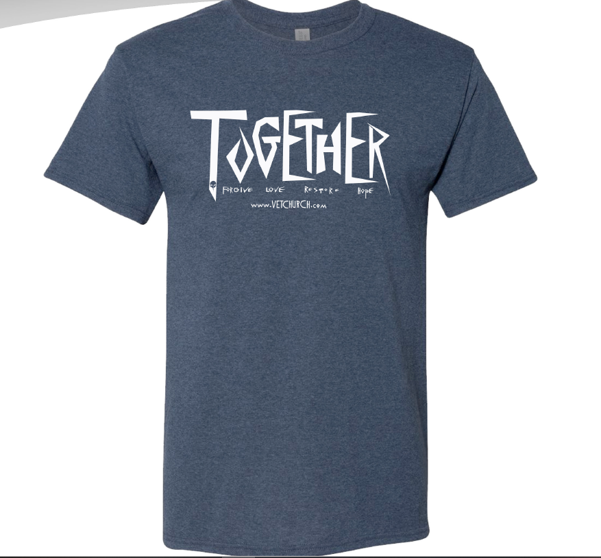 Vet Church Together T-Shirt