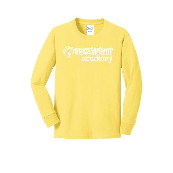 Crosspoint Academy long-sleeve tee