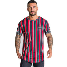 Load image into Gallery viewer, Summer SikSilk Male T Shirt Silk Silk Tshirt O-Neck Short Funny Mens Shirts T Shirts Sik Silk T Shirt Men T-shirt Tops Tees