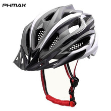 Load image into Gallery viewer, PHMAX 2020 Bicycle Cycling Helmet Ultralight EPS+PC Cover MTB Road Bike Helmet Integrally-mold Cycling Helmet Cycling Safely Cap