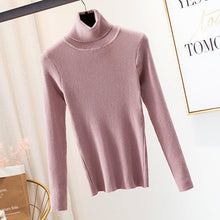 Load image into Gallery viewer, BEFORW Women Sweaters 2020 Autumn Winter Tops Thick Slim Women Pullover Knitted Sweater Jumper Soft Warm Pull Femme