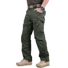 Load image into Gallery viewer, Plus Size 5XL Military Tactical Pants Waterproof Cargo Pants Men Breathable SWAT Army Combat Trousers Work Joggers Dropshipping