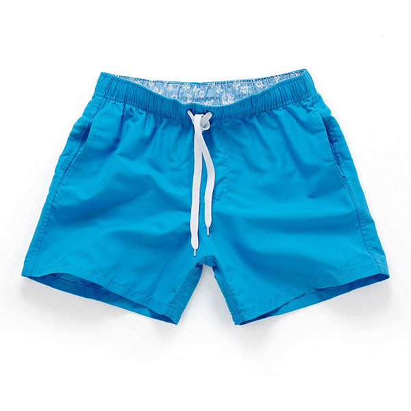Aimpact Quick Dry Beach Shorts for Men Summer Casual Sports Briefs Beach Surf Board Shorts Swimsuit Swim Trunks Short