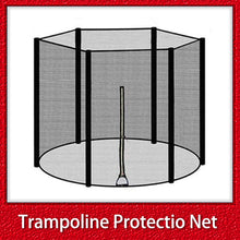 Load image into Gallery viewer, Trampoline supplies Enclosure Durable Safe Nylon Trampoline Protectio Net Outdoor Children Injury Prevention trampoline for kids