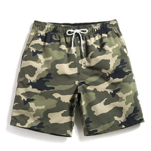 Load image into Gallery viewer, GAILANG Brand Men Beach Shorts Boxer Trunks Boardshorts Men's Swimwear Swimsuits Bermuda Short Bottoms Quick Drying Casual Boxer
