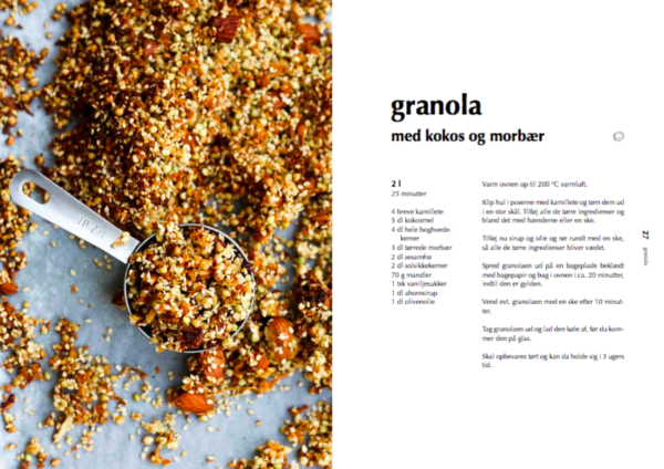 New Mags Mit grønne morgenbord granola
