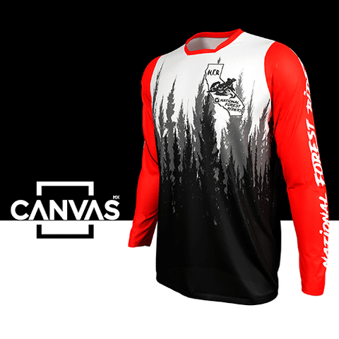 National Forest Riders Jersey