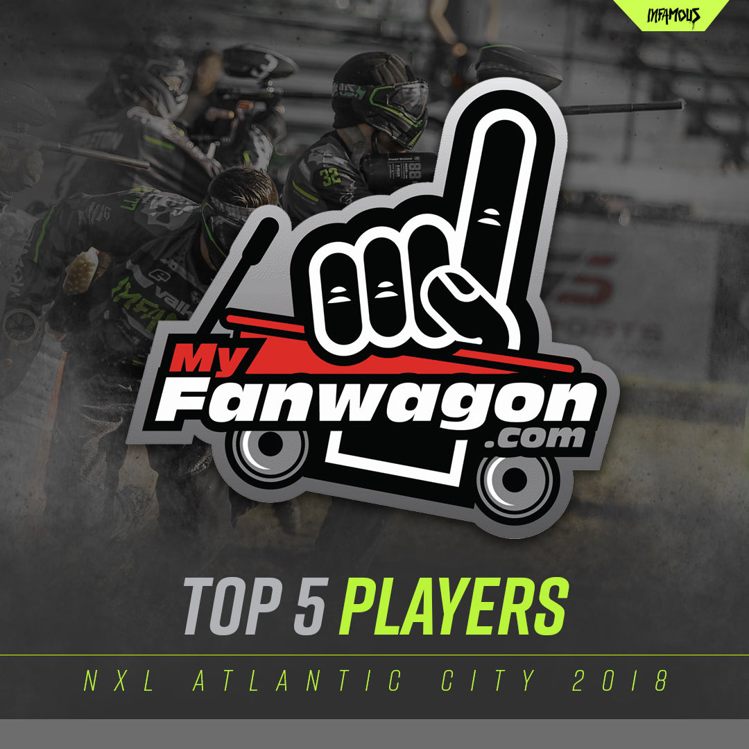 Player Stats - NXL Atlantic City 2018