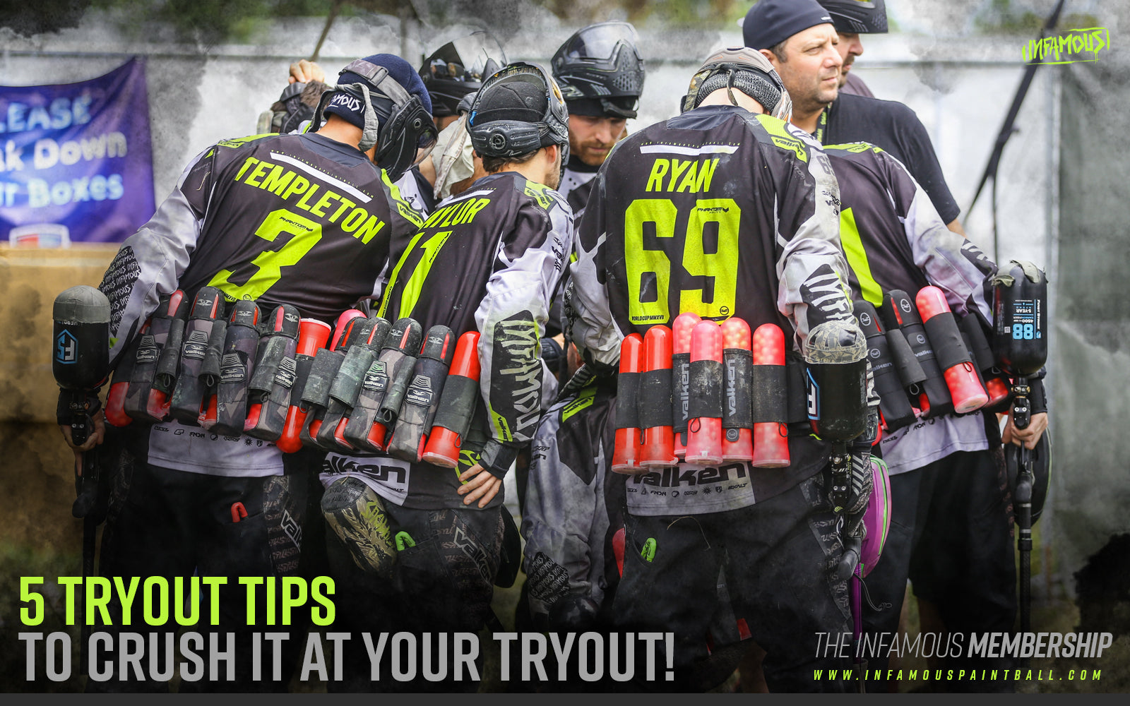 5 Tryout Tips