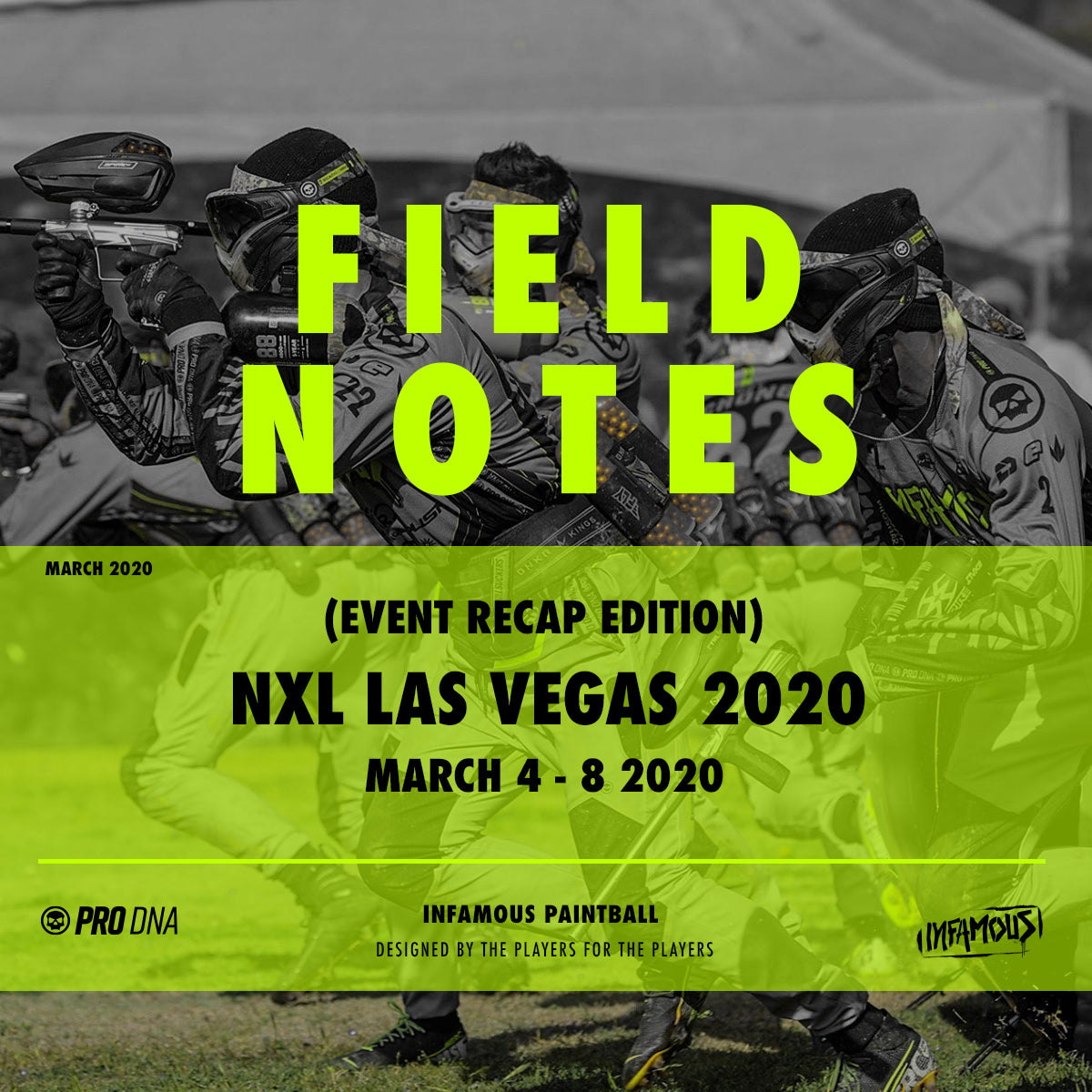 Field Notes (Event Recap Edition) - NXL Las Vegas Open 2020