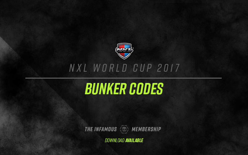 NXL WORLD CUP 2017 - FIELD NOTES