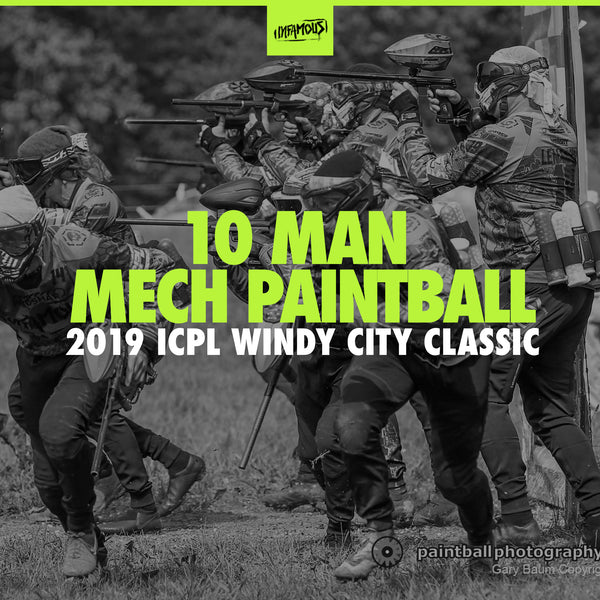 The First ICPL 10 Man Mechanical Event