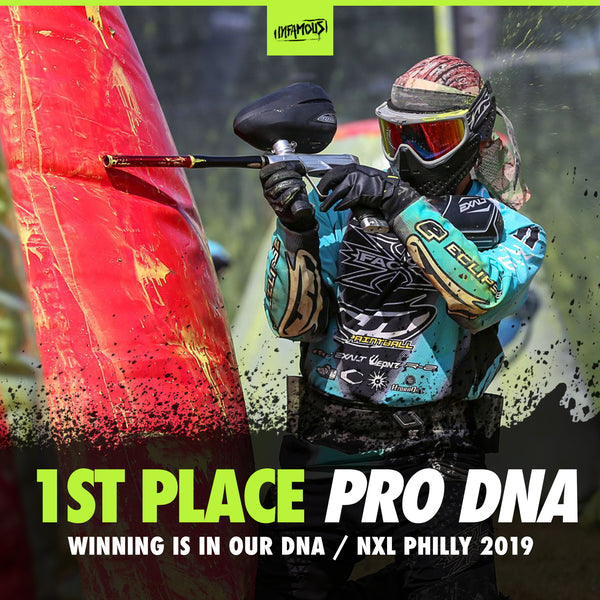 X-Factor Takes 1st Place - Pro DNA