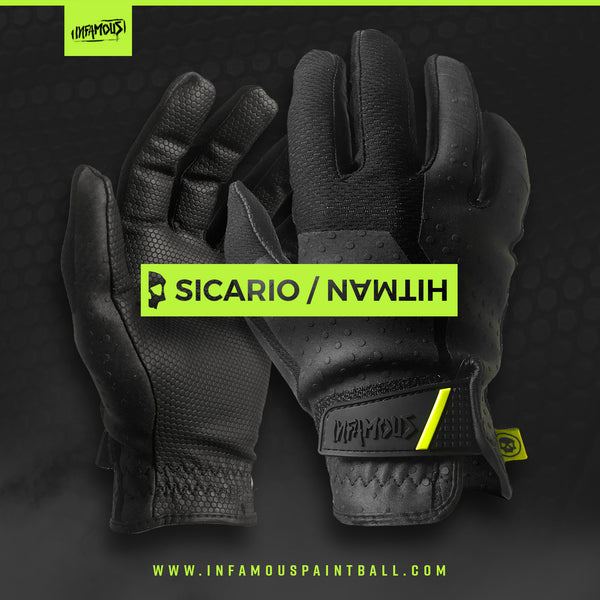 New Infamous Pro DNA Sicario Gloves