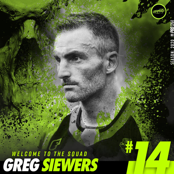 Greg Siewers back to Infamous!