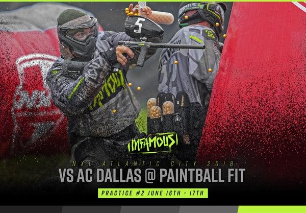 Practice: Infamous Vs AC Dallas