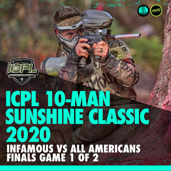 Infamous vs All American's - ICPL Sunshine Classic