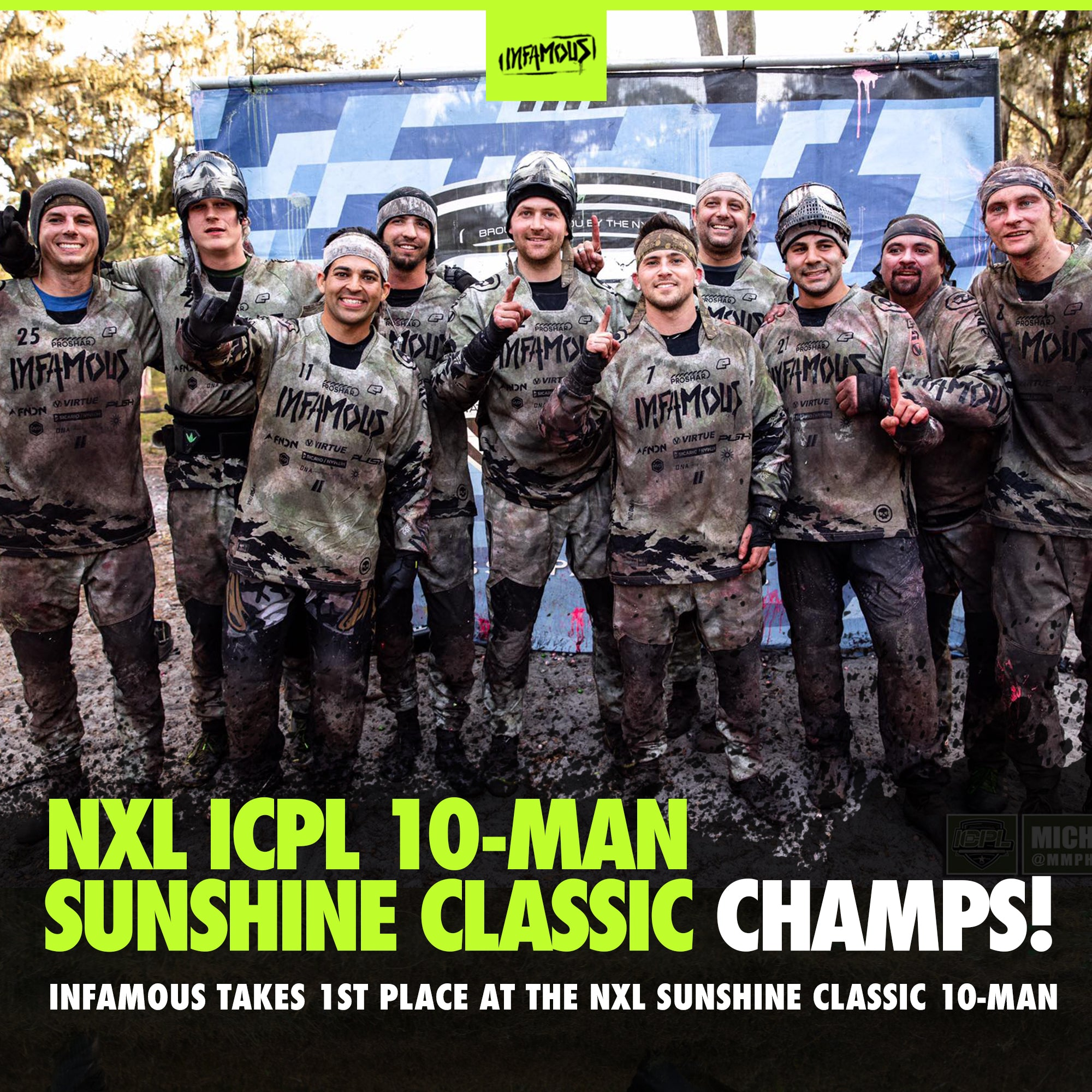 Infamous WINS the NXL Sunshine Classic