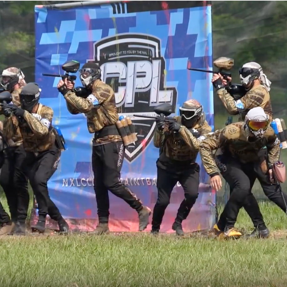 10 man Paintball IS BACK!